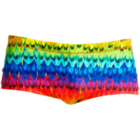 Funky Trunks Plain Front Bañador Hombre, wing it